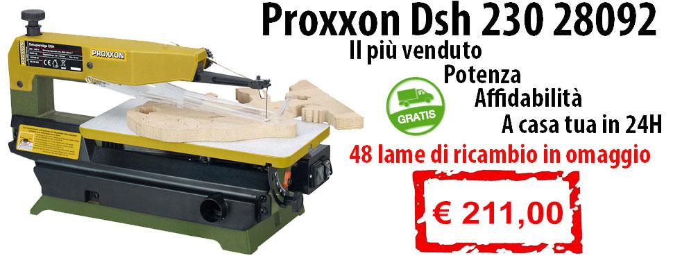 Proxxon dsh prezzo