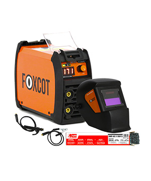 Foxcot 165A con Kit Premium