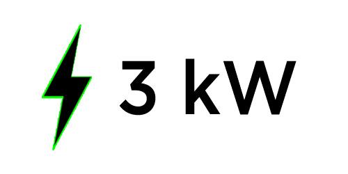 Generatore di corrente 3Kw