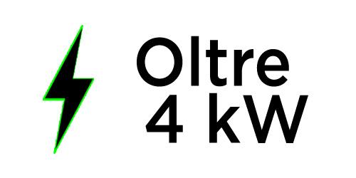 Generatore di corrente oltre 4Kw