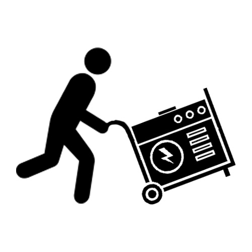 Generatore di corrente portatile