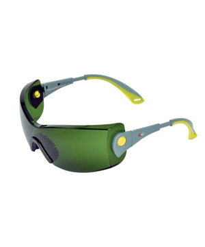 Occhiali di protezione lenti weld