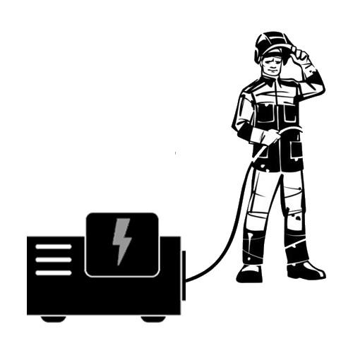 Saldatrici inverter per generatore