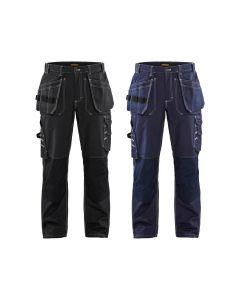 Pantaloni da lavoro Blaklader 1530 Artigiano in 100% cotone