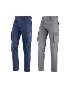 Pantaloni da lavoro multitasche Neri Convoy