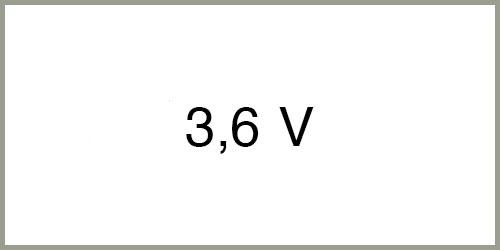 Avvitatore 3,6 V